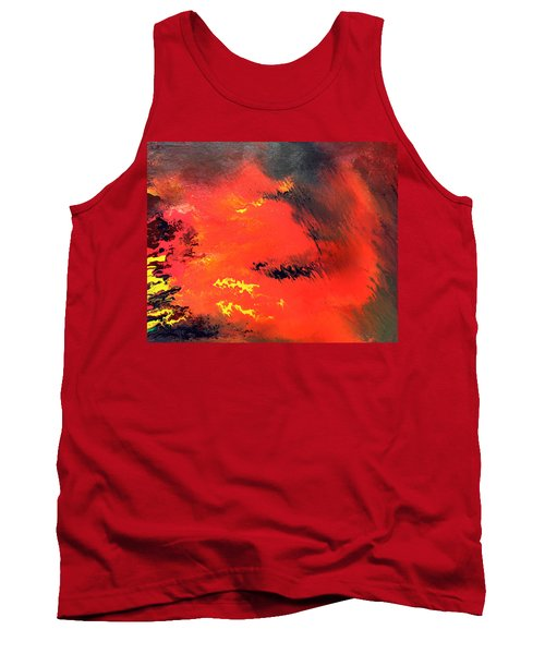 Raining Fire Tank Top