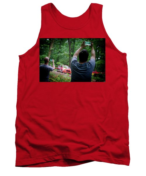 Rally Fan Capture Tank Top