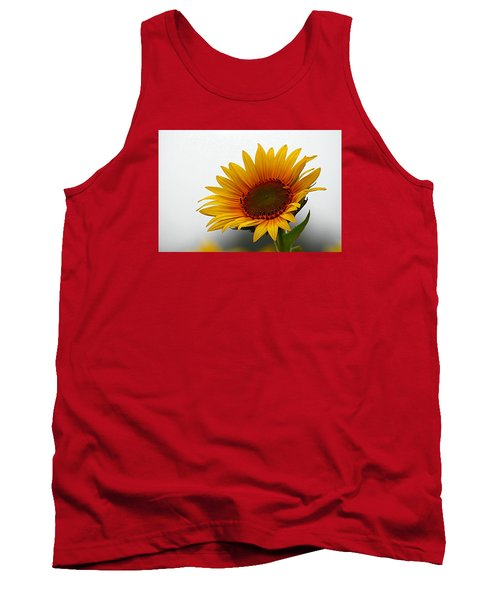 Reaching For The Sun Tank Top by Karen McKenzie McAdoo