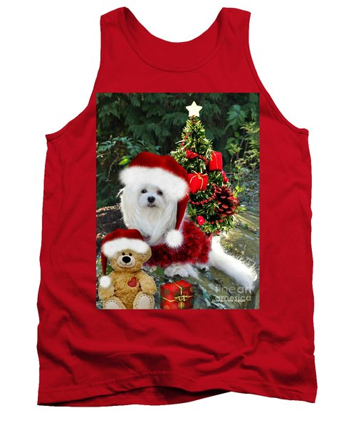 Ready For Christmas Tank Top