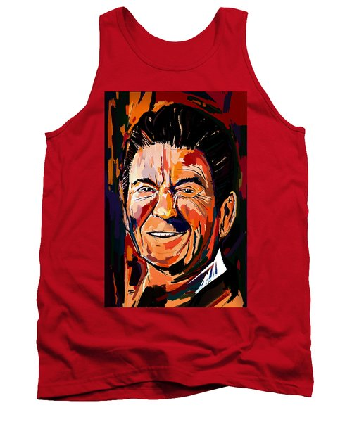 Reagan Revisited Tank Top