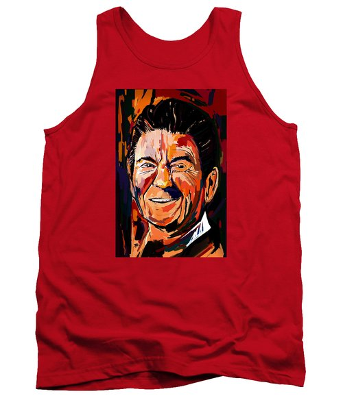 Reagan Revisited Tank Top