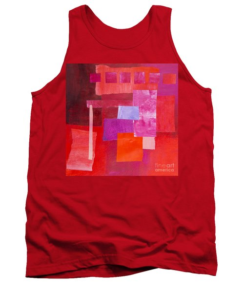 Red 2 Tank Top