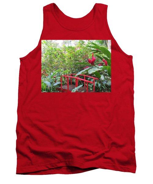 Red Bridge Tank Top