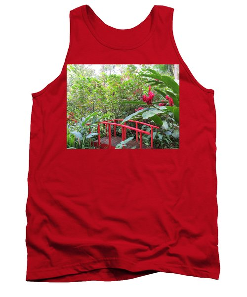 Red Bridge Tank Top