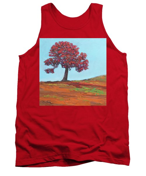 Red Dawn Tank Top