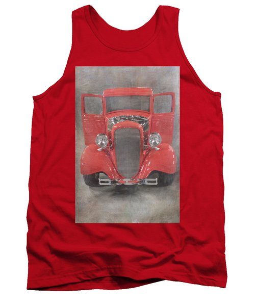 Red Hot Baby Tank Top