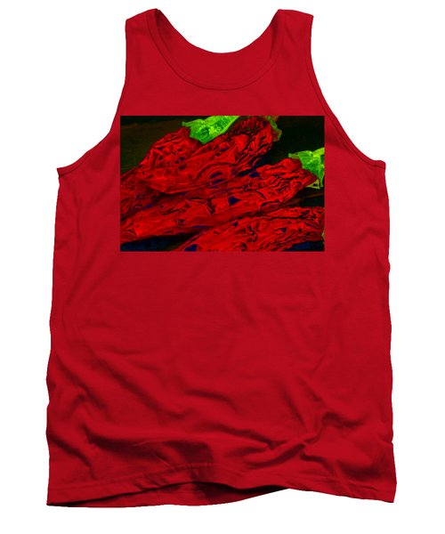 Red Hot Chili 2 Tank Top