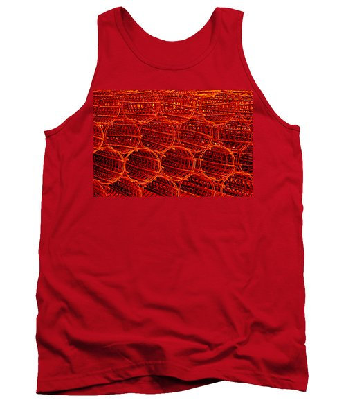 Red Hot Tank Top