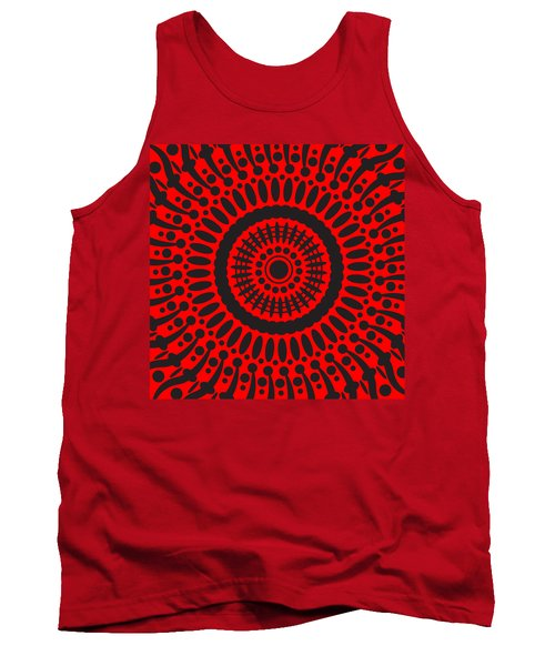 Red Passion Tank Top
