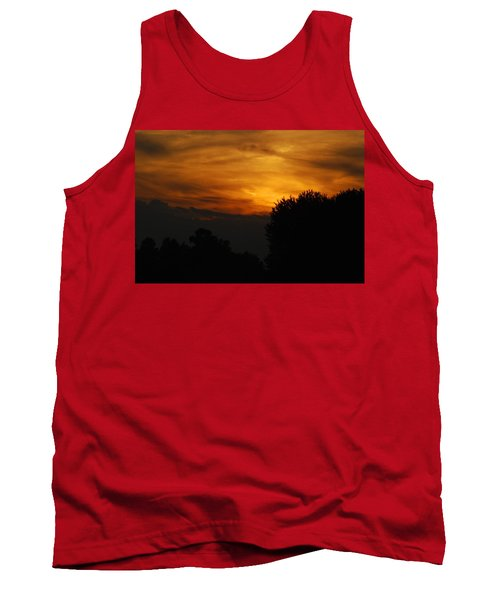 Red Red Sunset Tank Top