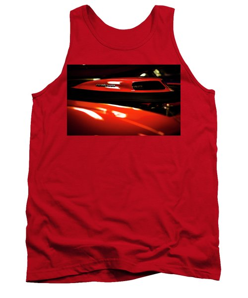 Red Rocket Tank Top