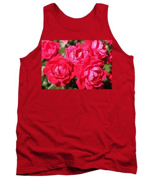 Red Roses 1 Tank Top