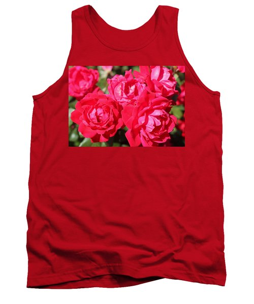 Red Roses 1 Tank Top
