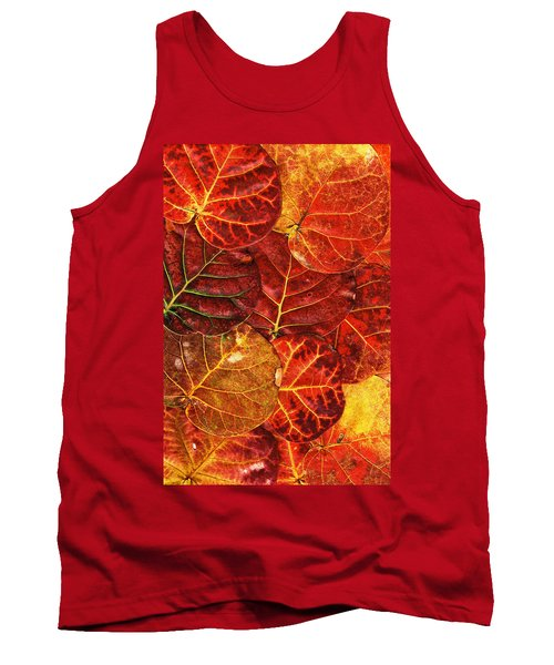 Red Sea Grapes By Sharon Cummings Tank Top
