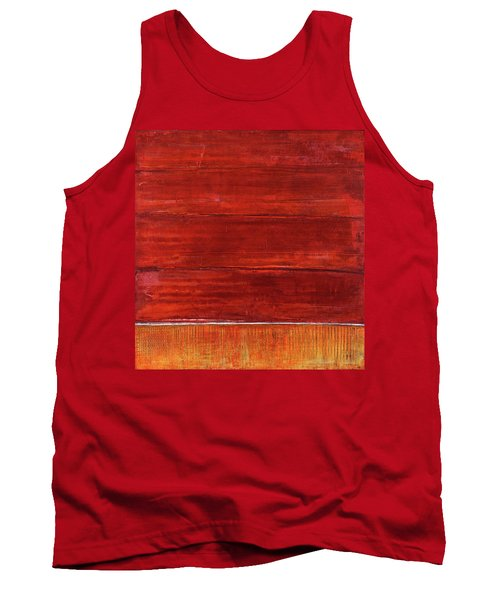 Art Print Abstract 50 Tank Top