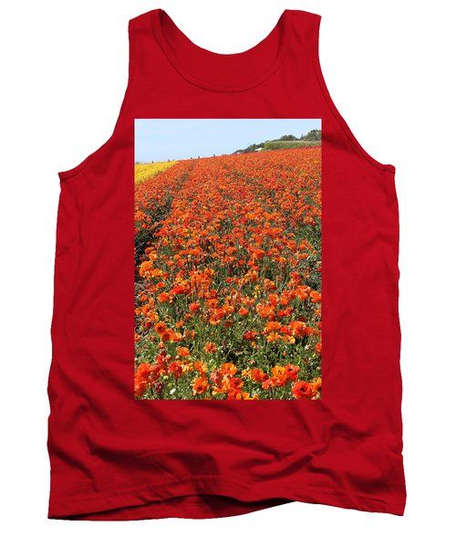 Red Tecolote From Carlsberg Tank Top