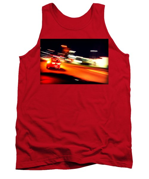 Red Vision Tank Top