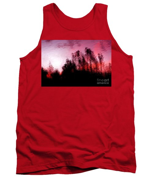 Red Waters Tank Top