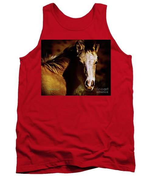 Red Willow Pony Lx Tank Top