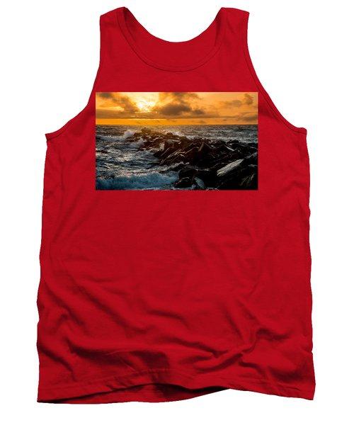 Redondo Beach Sunset Tank Top