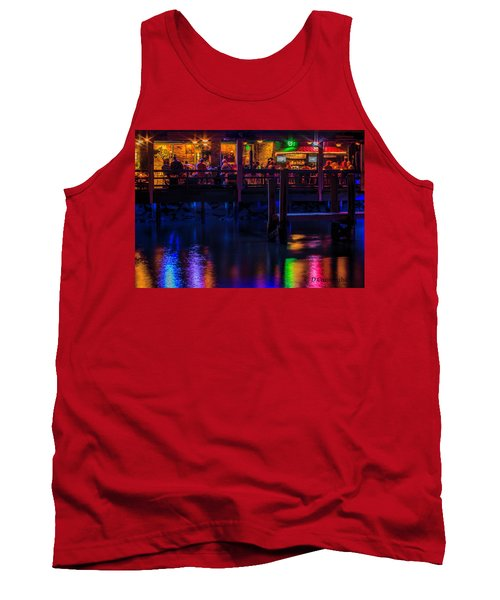 Reflections From Riverview Grill Tank Top