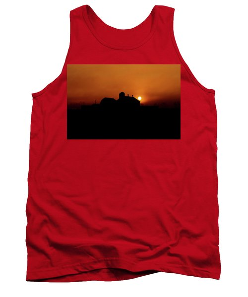 Tank Top featuring the photograph Remember The Sun by Robert Geary