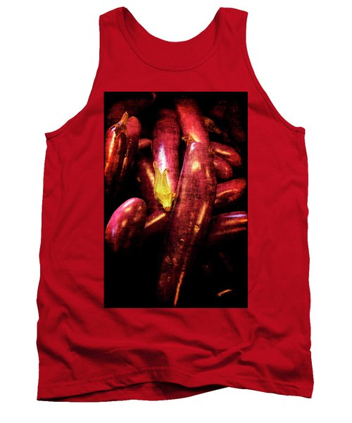 Renaissance Chinese Eggplant Tank Top