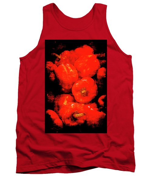Renaissance Red Peppers Tank Top