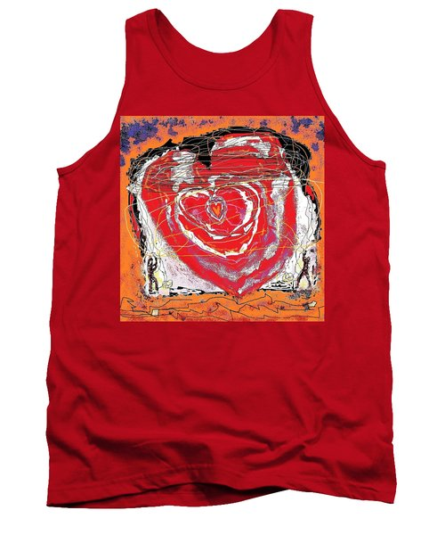 Rescuers Of The Broken Heart Tank Top