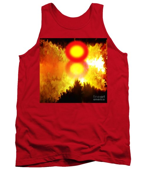 Resurrection Day For The Perished Tank Top