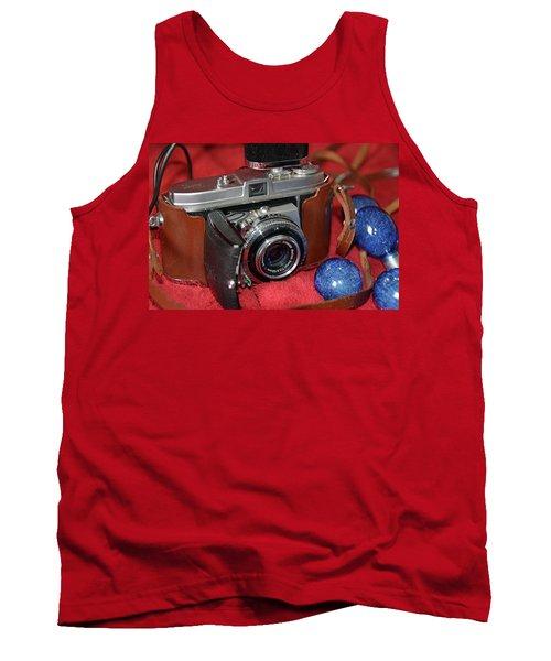 Tank Top featuring the photograph Retina by John Schneider
