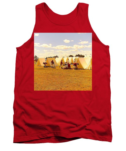 A Revolutionary Day  Tank Top