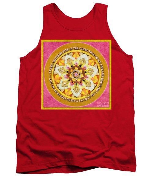 Right Path Mandala Prayer Tank Top