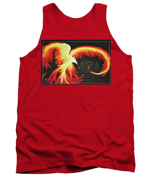Rising From The Ashes Tank Top