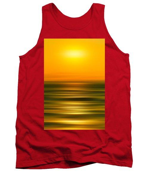 Rising Sun Tank Top by Az Jackson