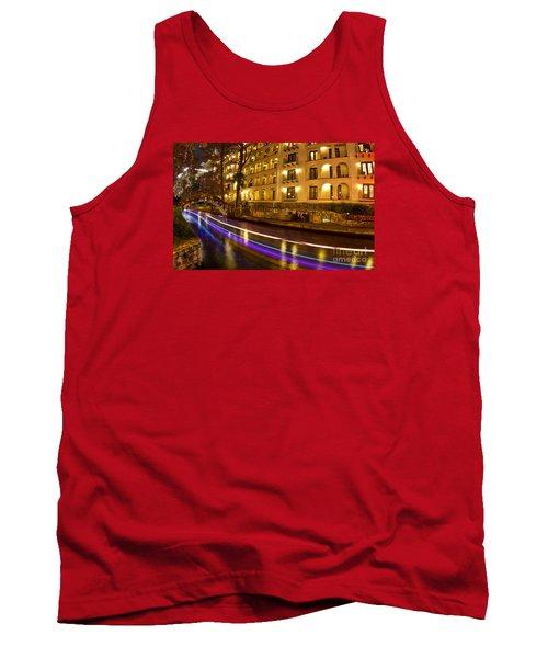 La Mansion Del Rio Riverwalk Christmas Tank Top