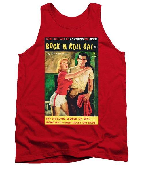 Rock 'n Roll Gal Tank Top