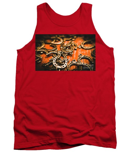 Rodeo Abstract Tank Top