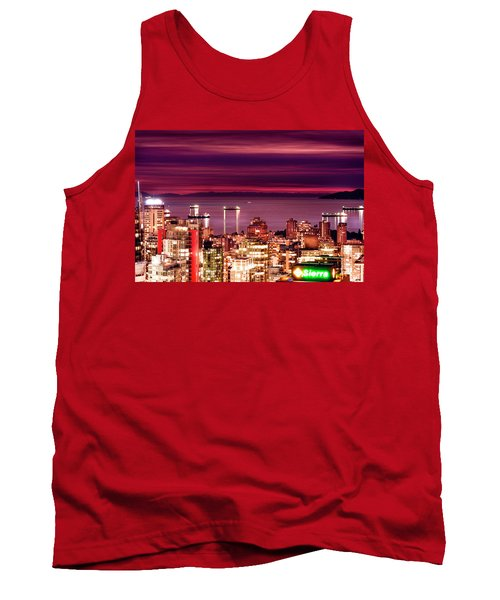 Romantic English Bay Tank Top
