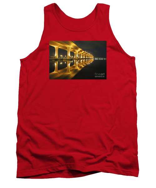 Roosevelt Reflection Tank Top by Tom Claud
