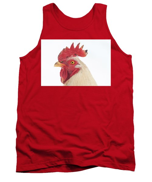 Rooster Named Spot Tank Top