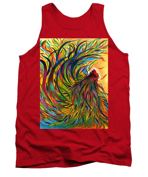 Roosters Frienship Tank Top