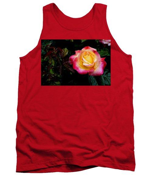 Rose 1 Tank Top