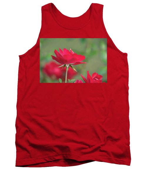 Rose 4 Tank Top