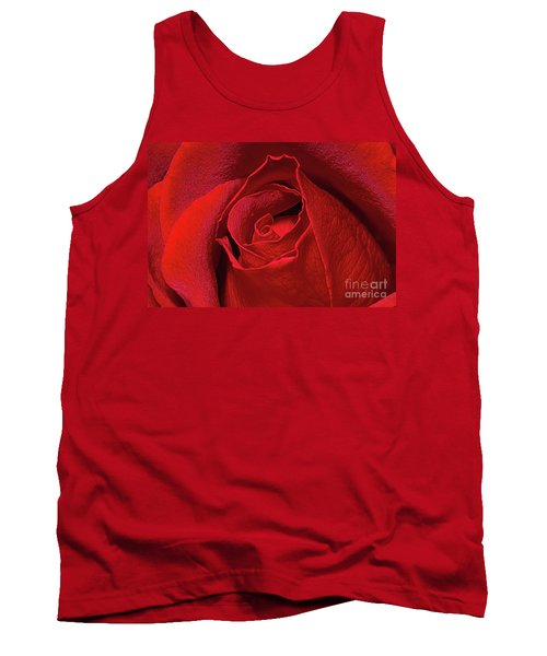 Rose Bud Tank Top