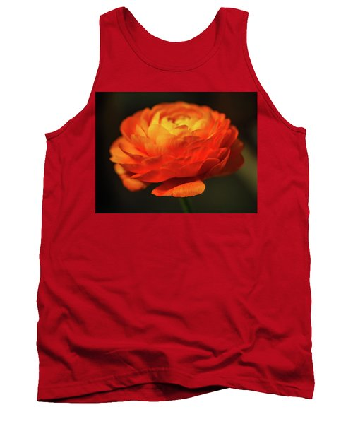 Rose Of Spring Tank Top
