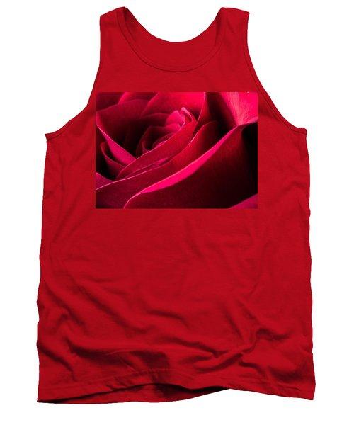 Rose Of Velvet Tank Top