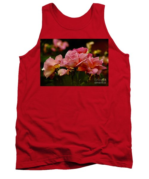 Roses By The Bunch Tank Top