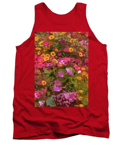 Rosy Garden Tank Top